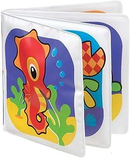 Playgro 0170212 Splash Baby Bath Book, 0-24 Months