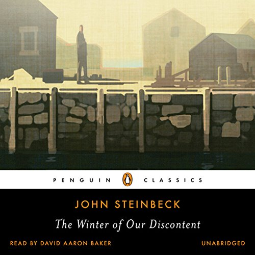 The Winter of Our Discontent audiobook cover art