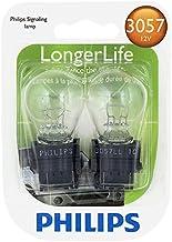 Philips 3057 LongerLife Miniature Bulb, 2 Pack - 3057LLB2