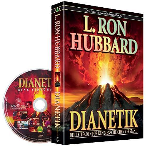 DIANETIK Set: Buch mit gratis DVD: Der Leitfaden für den menschlichen Verstand, entdecken Sie Ihr geistiges Potenzial