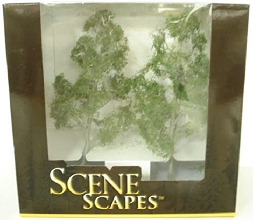 ventas en linea Bachmann Trains inches Aspen Trees 2 Per Box by by by Bachmann Trains  solo para ti