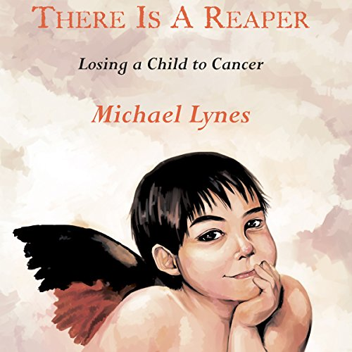 There Is a Reaper audiobook cover art