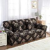 Funda de Spandex Universal Antideslizante para sofá, Funda de sofá elástica, Funda de sofá elástica para Sala de Estar A20, 1 Plaza