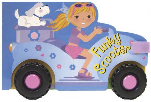 Funky Scooter (Wheelie Board)