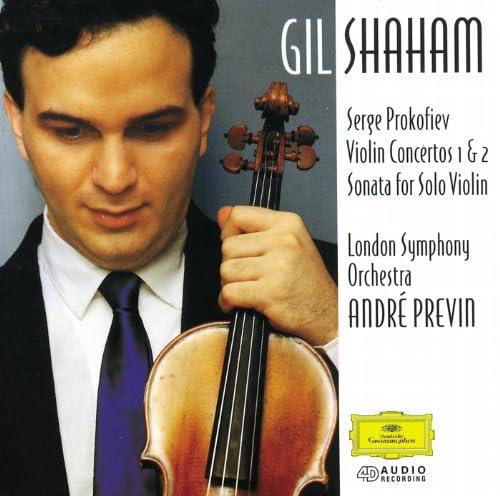 Gil Shaham, London Symphony Orchestra & André Previn