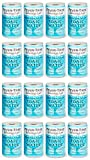Fever-Tree Refreshingly Light Mediterranean Tonic Water 16 x 150ml (Pack of 2 Total 16 Cans)