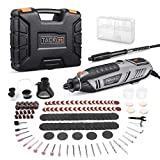 Rotary Tool, TACKLIFE 200W with 170 Work Tools and 6 Handy Accessories, Ideal for DIY, Tool Rotation Speed: 10,000-40,000 rm - RTD36AC
