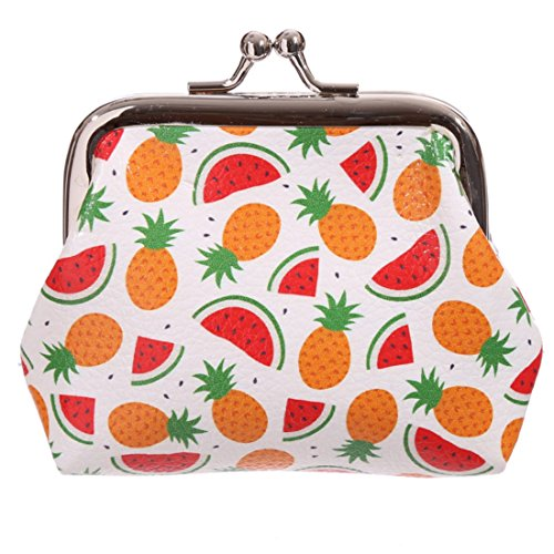 Portamonete Borsellino, Design Ananas