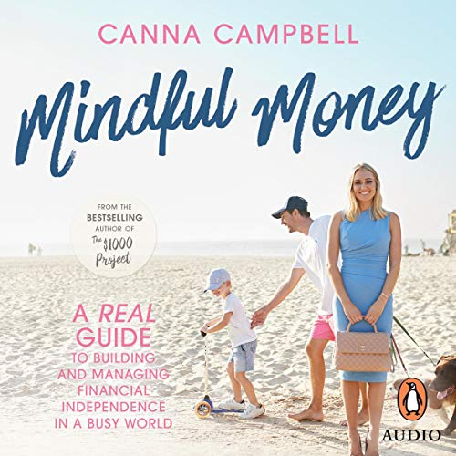Mindful Money audiobook cover art