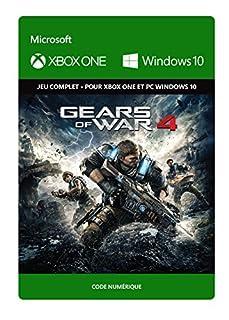 Gears of War 4: Standard Edition [Xbox One/Windows 10 PC - Code jeu à télécharger] (B01H0Y4ZLI) | Amazon price tracker / tracking, Amazon price history charts, Amazon price watches, Amazon price drop alerts