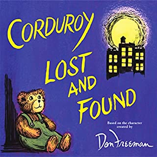 Corduroy Lost and Found cover art