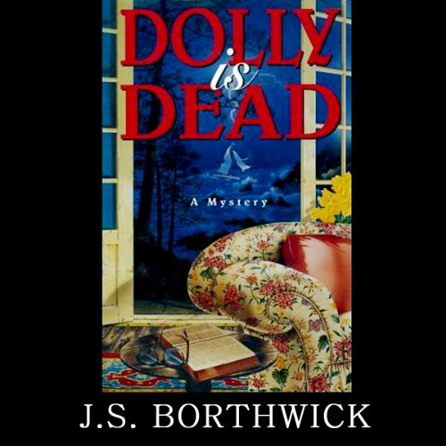 Dolly Is Dead audiobook cover art