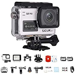 Best Action Cam With Image Stabilization - SJCAM SJ8 Pro