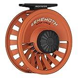 Redington Behemoth 7/8 Reel - Hunter Orange, 5-5506R78O