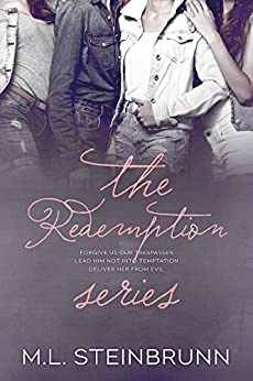 The Redemption Series Boxed Set by [M.L. Steinbrunn, Hot Tree Editing]