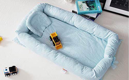 Buy Bargain LNDD-Newborn Lounger Portable Imitation Uterus Portable Comfort Hypoallergenic Suitable ...