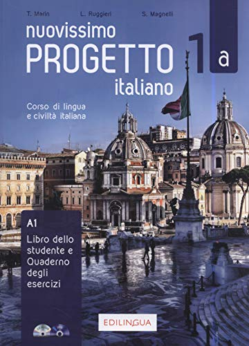 Nuovissimo Progetto italiano. Corso di lingua e civiltà italiana. Libro dello studente & Quaderno degli esercizi: 1A