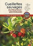 Cueillettes sauvages en Provence-Méditerranée : 60 plantes et fruits...