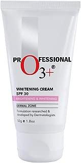 O3+ Whitening Cream SPF 30 for glowing skin 50gm