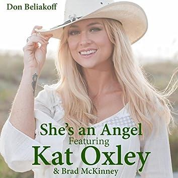 She's an Angel (feat. Brad McKinney & Kat Oxley)