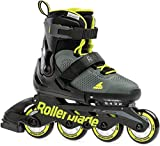Rollerblade MAXX Inline Skate 2021 Anthracite/Lime, 36.5-40.5