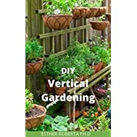 Book cover about DIY vertical gardening