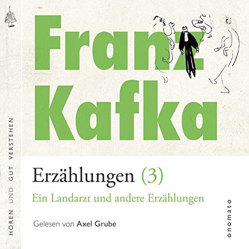 Ein Landarzt und andere Erzählungen audiobook cover art