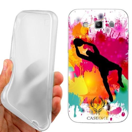 Custodia Cover Case Calcio Portiere per Samsung Galaxy S3 Neo i9301