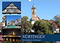 Nuertingen, die romantische Neckarstadt (Wandkalender 2022 DIN A3 quer): Erleben Sie einen visuellen Stadtbummel! (Monatskalender, 14 Seiten )