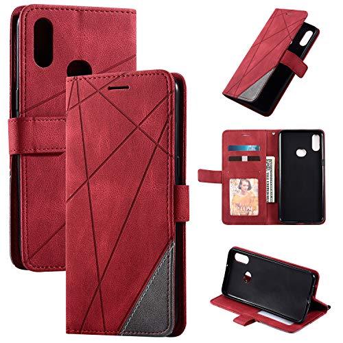 celular a10s rojo fabricante QiongNi