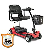 Go-Go Ultra X 4-Wheel Travel Mobility Scooter w/ Avail Ext Warr