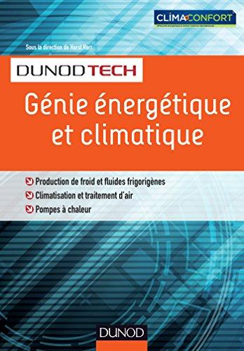 Génie énergétique et climatique ...