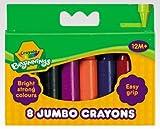 Crayola{8} Jumbo ceras de coloures surtidos-ideal para manos pequeñas!