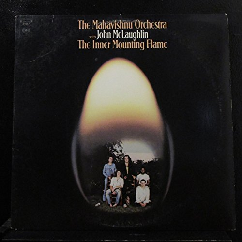 Mahavishnu Orchestra - The Inner Mounting Flame - Columbia - PC 31067