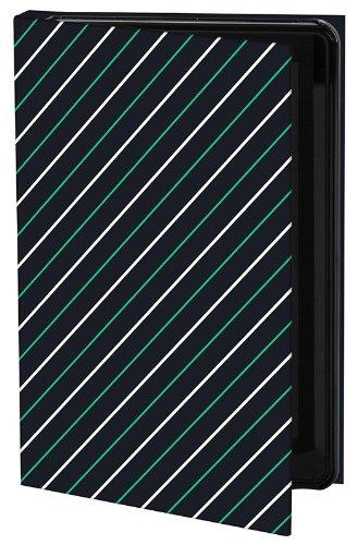 "Keka Georgina Vasilou Schutzhülle zum Aufstecken für iPad Mini, Design Stripe 1\"""