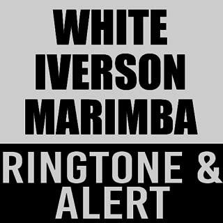 White Iverson Marimba Ringtone and Alert
