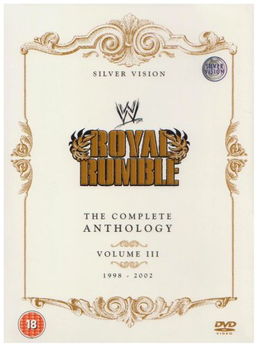 Photo of WWE – Royal Rumble Vol.3 [DVD]