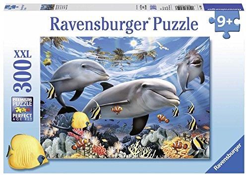 Ravensburger - Puzzle con diseño de Delfines