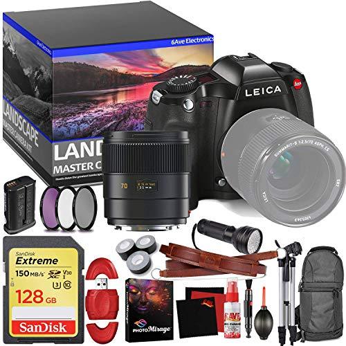 Best Price Leica S (Typ 006) Medium Format DSLR Camera (Body Only) - Master Landscape Photographer K...