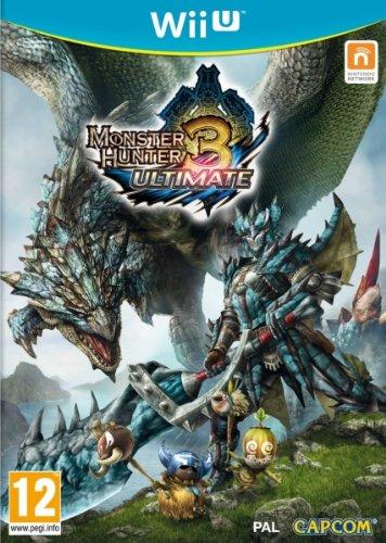Capcom Monster Hunter 3 Ultimate, Wii U