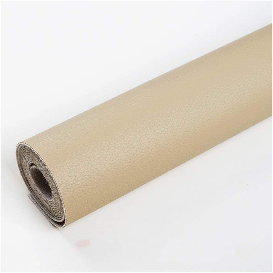 Solid Colors Texture Faux Leather New color Fabric Textured Quantity limited Sheets Materia