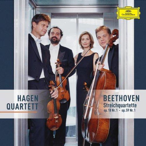 Streichquartette Op.18 Nr.1 & Op.59 Nr.1