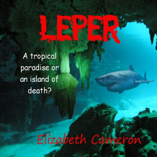 The Leper audiobook cover art