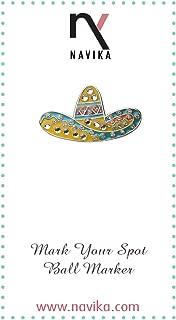 Sombrero Swarovski Crystal Ball Marker (No Clip)