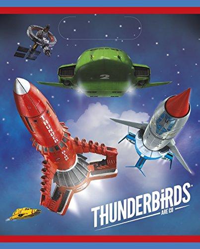 Unique Party Accessoires de fête Thunderbirds