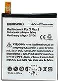Batterie pour LG G Flex 2 BL-T16, EAC62718201
