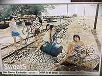 瀧本美織 SweetS直筆サイン入りポスター