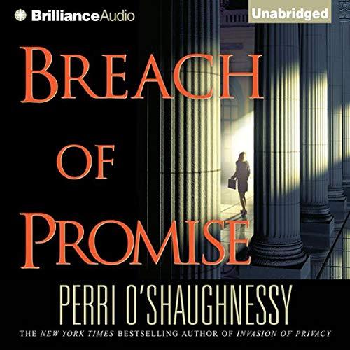 Breach of Promise audiobook cover art