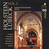 Organ Landscape: Holstein-Lubeck 2