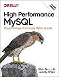 High Performance MySQL: Proven Strategies for Operating at Scale